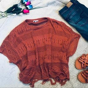 Charlotte Russe knitted top